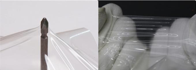 Self Healling Anti Yellow Matte Japanese TPH Material Clear Protective Film For Car Body