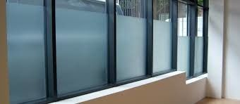 China Privacy Static One Way Window Film Tint , Home / Office One Way Mirror Window Film factory