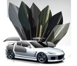 China High UV Rejection Auto Glass Protection Film Green Color Break Proof Easy To Install  factory