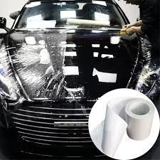 Scratch proof self repair clear Japanese TPH material auto body protection film