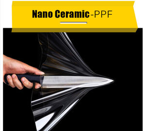 High Gloss Good Stain Penetration Resistant Full Car Paint Protection Film