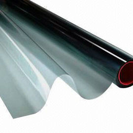 China High Light Transmission Auto Glass Protection Film Tinted For Car Side Window factory