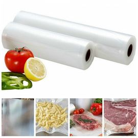 China Stretch Moving / Packing Plastic Food Wrap Film , Clear Pallet Shrink Food Cling Wrap For Kitchen factory
