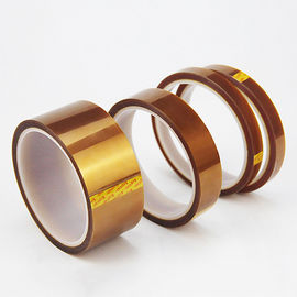 China Insulation Protection Kapton Polyimide Tape Heat Construction Electrical Motor Transformer factory