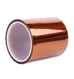 China 0.06mm Heat Resistant Kapton Polyimide Tape For LCD / LED / PDP Protection factory