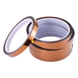 China Pi Silicone Tape Kapton Tape Electrical Insulation 0.1mm * 33m Custom factory