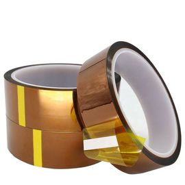 China Insulation Kapton Polyimide Tape 33/66m Heat Resistant No Residue Easy Peel factory