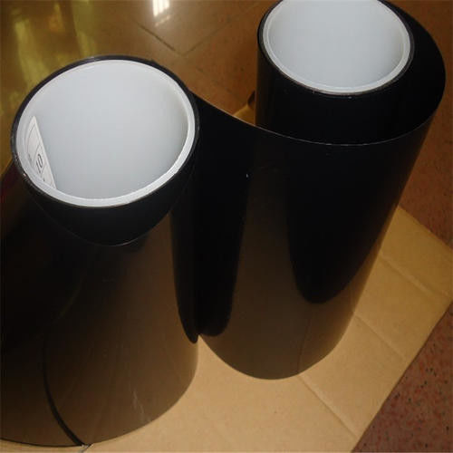 Heat Resistant	thermal resistance insulation Durable Single Side Amber color Adhesive Polyester PET Tape supplier
